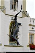 Image for Trutnov dragon on the Old Town Hall / Trutnovský drak na Staré radnici - Trutnov (East Bohemia)