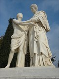 Image for Papirius and His Mother  -  Versailles, France
