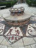 Image for As burgas Mosaic - Ourense, Galicia, España