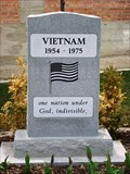Image for Vietnam War Memorial, City Center, Tooele, Utah USA