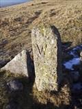 Image for Parish Bound Stone, Between Roos/Gt Staple Tor, Dartmoor.