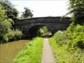 Image for Stone Bridge 23 Over The Macclesfield Canal – Adlington, UK
