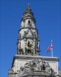Image for Cardiff City Hall - Satellite Oddity - Cardiff Capital of Wales.