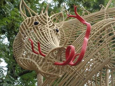 Welsh Dragon - Newcasle Emlyn