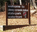 Image for Deep Creek Lake State Park - Swanton, Maryland