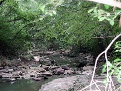 Tanyard Creek.