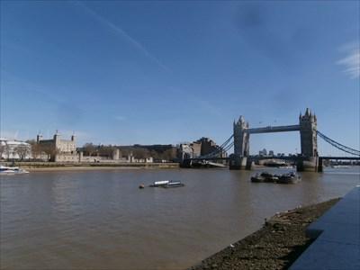 Thames River - London