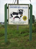 Image for Welcome to Enosburg Falls, Vermont