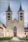 Image for Basilica of the Visitation of the Virgin Mary / Bazilika Navštívení Panny Marie (Milevsko, South Bohemia)