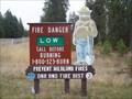 Image for Smokey Bear - Cheney, WA