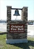 Image for De Smet Fire Bell, DeSmet, SD