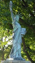 Image for Shawnee Mission North Statue of Liberty - Overland Park, Kansas