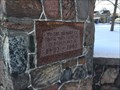 Image for WWII Memorial Gateway - Princeton, ON