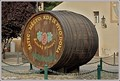 Image for Pivni sud/Beer barrel/Bierfaß, Žatec, CZ