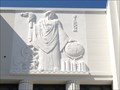 Image for Allegorical Panel: Wisdom - Berkeley, California