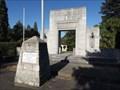 Image for Lest We Forget Arch, Blackheath Gardens, NSW, Australia