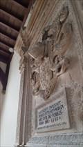 Image for Roland Durant memorial - St Peter - Barrowden, Rutland