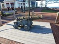 Image for Riverwalk Landing Cannon - Yorktown, VA