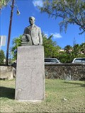 Image for J. Antonio Jarvis Statue - Charlotte Amalie, St. Thomas, US Virgin Islands