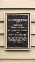 Image for James Means House - 1797 - Portland, ME