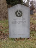 Image for James Clark - Clarksville Cemetery - Clarksville, TX