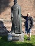 Image for Becktracker AKA Ivo Beckers next to bishop Bekkers - Tilburg, NL