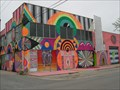 Image for Psychedelic Mural - Oklahoma City, OK