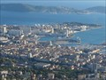 Image for Toulon from Mont Faron - France