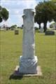 Image for John A. Brown - Aledo Cemetery - Aledo, TX