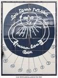 Image for Cadrans solaire Lou tems passa, passa lou ben - Coaraze, France