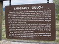 Image for Emigrant Gulch