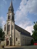 Image for Clocher Eglise Ste Radegonde. Vasles France
