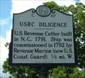 Image for United States Revenue Cutter Diligence, Marker C-67