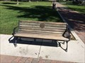 Image for Park Bench near Carnigie Library - Paso Robles, CA