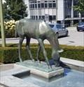 Image for Bronze Horse on a Fountain - Kloten, ZH, Switzerland