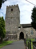 Image for Saint Tybie's Church - Bell Tower - Llandybie, Carmarthenshire, Wales.
