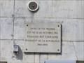 Image for Francois Mitterrand - Jarnac, France