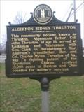 Image for Col. Algernon S. Thruston