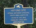 Image for Historic Site - Fox St. - Owego, NY