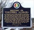 Image for History Of Tuscumbia, Alabama - Tuscumbia, AL