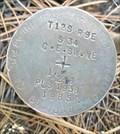 Image for T12S R9E S34 C-E-SW-NE 1/256 COR - Jefferson County, OR