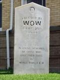 Image for World Wars I & II Memorial - Center, TX