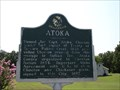 Image for End of the Trail - Choctaw Nation - Atoka, Oklahoma