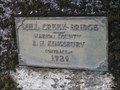 Image for Mill Creek Bridge (State Street @ Forestry) - 1929 - Salem, Oregon