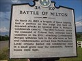 Image for Battle of Milton