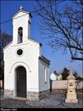 Image for Chapel of St. George / Kaplicka sv. Jirí - Lobecek (Kralupy nad Vltavou, Central Bohemia)