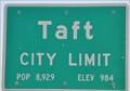 Image for Taft ~ Elevation 984