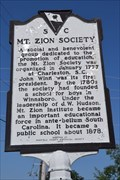 Image for 20-12 Mt. Zion Society