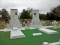Image for Graves of Hank and Audrey Williams