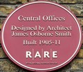 Image for Central Offices - 1905-11 - Royal Arsenal, Woolwich, London, UK